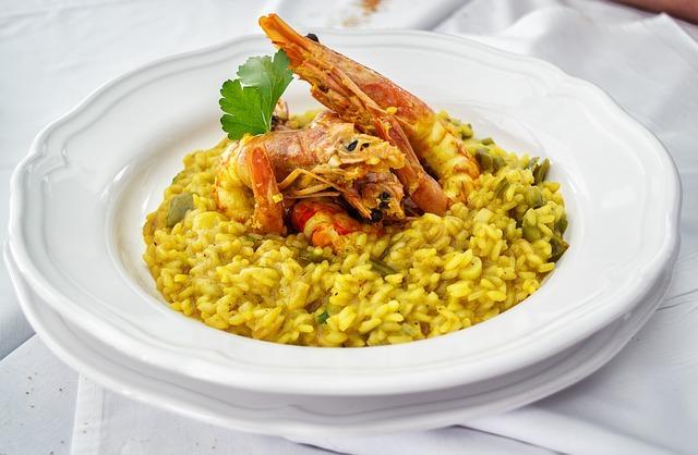 Tyypilliset ruokalajit italialaisessa keittiössä